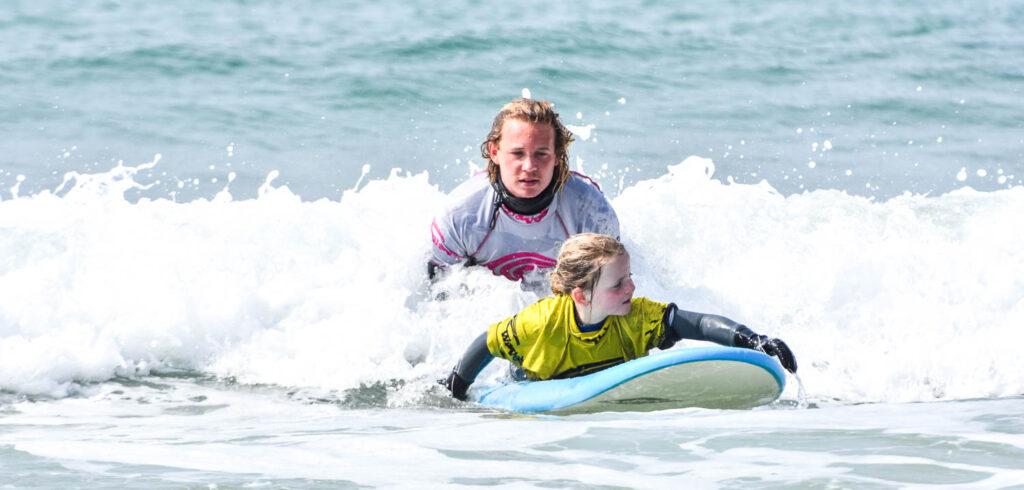 Waves Surf School, Cornwall - 1:1 Surf Lesson