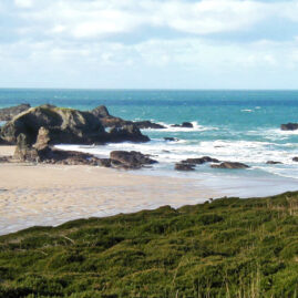 Waves Surf School Cornwall | Surf Lessons Porthcothan
