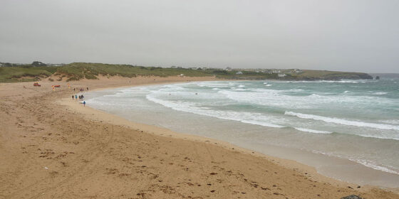 Waves Surf School - Location Map Constantine Bay