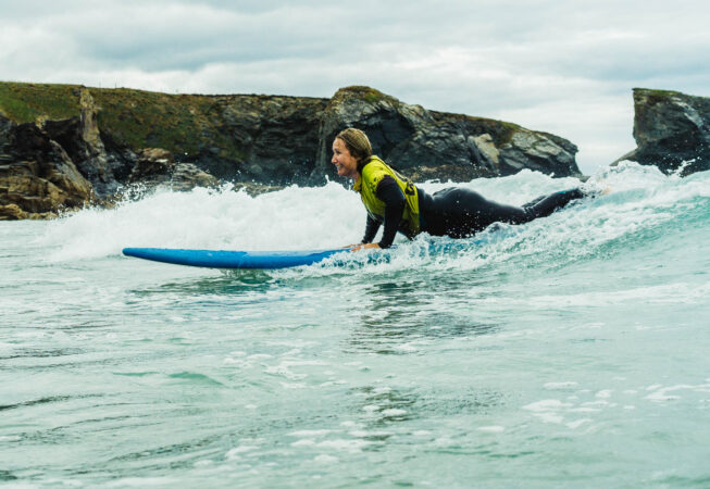 Waves Surf School, Cornwall - Surf Lessons for all skill levels