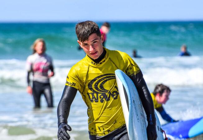 Waves Surf School Surf Packages - Weekend Intensive