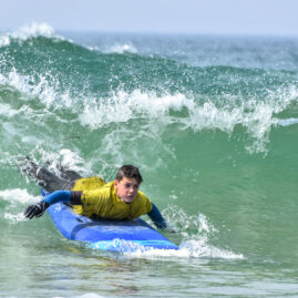 Waves Surf School - Surf Packages - 5 day course