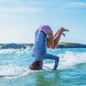 Waves Surf School Cornwall | Instructors | Bev Christian